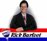 Welcome to Rick Burfoot's Web Page